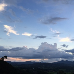 Sunset of Pai